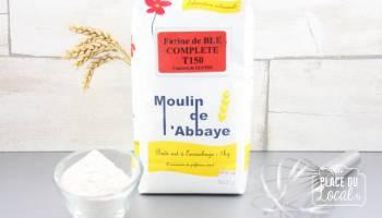 Farine de Blé Complet T150