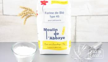 Farine de Blé T45