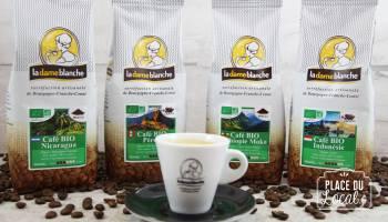 Cafés Bio Pures Origines