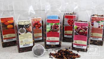 Infusions aux Fruits