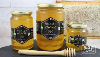 Miel Bio d'Acacia