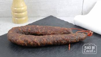 Chorizo porc et boeuf Bio