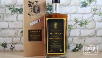 """Whisky du Jura """"PRO$HIBITION"""" (M)"""