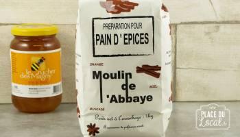 Préparation pour Pain d'Epices