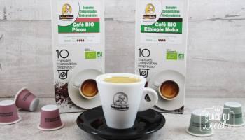 Capsules de Café Bio