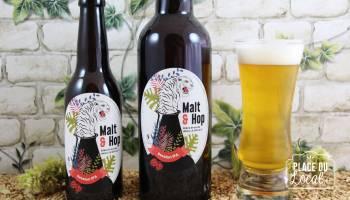 Malt & Hop - Session IPA