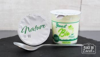 Yaourt Nature bio