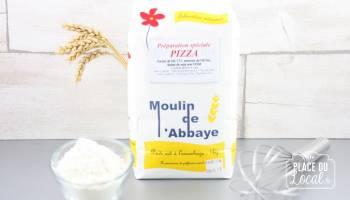 Farine de Blé Préparation pour Pizza