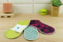 Protège-slip lavable
