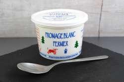Fromage blanc fermier - Lait Entier
