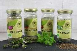 Sels aux plantes
