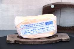 Beurre cru de baratte Demi-sel
