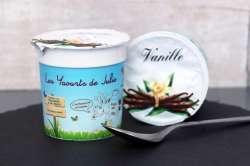 Yaourts de Julie aromatisés Vanille
