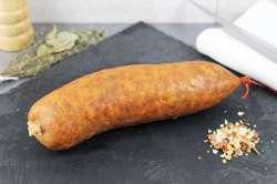Saucisse La Cernanaise fumée