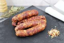 Saucisses portion La Cernanaise fumée