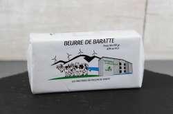 Beurre plaque