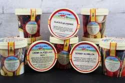Crèmes glacées et Sorbets 100ml