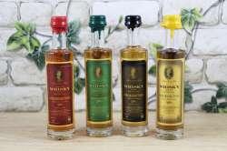 "Mignonettes Whisky du Jura ""PRO$HIBITION"""