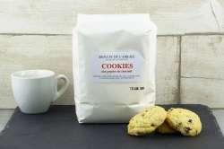 Farine préparation pour cookies