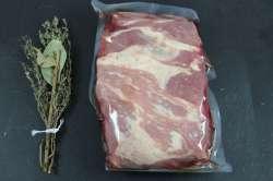 Rôti échine de Porc Bio