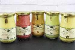 Moutarde Arômatisées