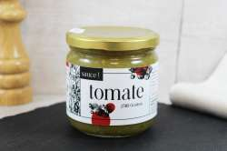 Sauce Tomate Green Zebra Bio