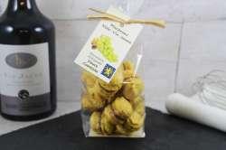 Macarons Noix & Vin Jaune