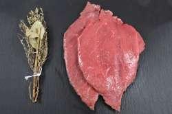 Escalopes de Veau Bio