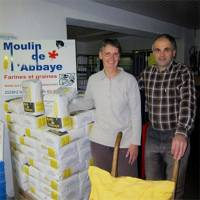 Photo producteur Le Moulin de l'Abbaye